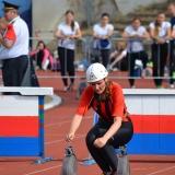 Roadshow ADHR - České Budějovice MČR v požárním sportu - ženy - zvednutí sportovních hadic
