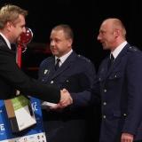1. místo JSDH Deštné v Orlických horách - vyhlášení výsledků ankety Dobrovolní hasiči roku 2014