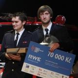 1. místo SDH Široký Důl - vyhlášení výsledků ankety Dobrovolní hasiči roku 2014