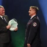 1. místo SDH Klatovy - vyhlášení výsledků ankety Dobrovolní hasiči roku 2014