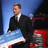 3. místo JSDH Žarošice - vyhlášení výsledků ankety Dobrovolní hasiči roku 2014