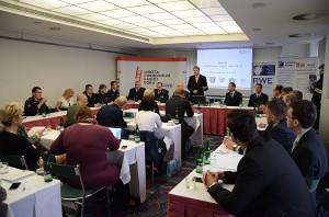 Tiskova konference - anketa dobrovolni hasici roku 2014