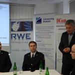 Představení generálního partnera RWE - tisková konference ADHR