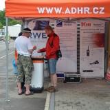 Roadshow ADHR - MČR v požárním sportu mládeže Brno - informace pro veřejnost