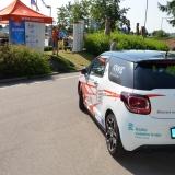 Roadshow ADHR - Svitavy - MS v PS juniorů a dorostu - vozidlo a stánek