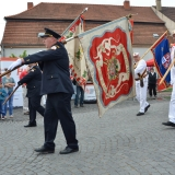Roadshow ADHR - SDH Velvary 150 let - průvod vlajky krajů