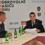 Tisková konference ADHR - Michal Hlavička HZS JMK
