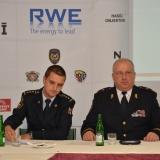 Tisková konference ADHR - Miloš Svoboda GŘ HZS