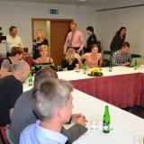 Tisková konference ADHR - příprava TK