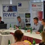 Tisková konference ADHR - zástupci partnerů ankety