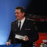 3. místo JSDH Zvíkovec - vyhlášení výsledků ankety Dobrovolní hasiči roku 2014